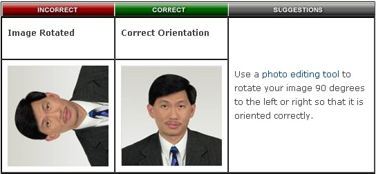 Silly Dept. of State passport photo guidelines